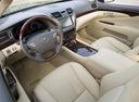 Фото авто Lexus LS 4 поколение, ракурс: салон целиком