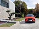 Фото авто Jaguar I-Pace 1 поколение,  цвет: бордовый