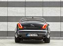 Фото авто Jaguar XJ X351 [рестайлинг], ракурс: 180 цвет: черный