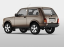 Новый ВАЗ (Lada) 4x4, коричневый , 2017 года выпуска, цена 532 800 руб. в автосалоне Даль-Лада