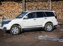 Фото авто Great Wall Hover H3 1 поколение [2-й рестайлинг], ракурс: 45 цвет: белый