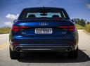 Фото авто Audi A4 B9, ракурс: 180 цвет: синий