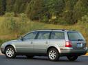 Фото авто Volkswagen Passat B5.5 [рестайлинг], ракурс: 90 цвет: серый