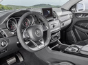 Фото авто Mercedes-Benz GLE-Класс W166/C292, ракурс: рулевое колесо