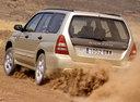 Фото авто Subaru Forester 2 поколение, ракурс: 135