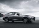 Фото авто Mazda 3 BM [рестайлинг], ракурс: 315 цвет: серый