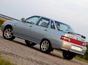 Фото авто ВАЗ (Lada) 2110 1 поколение, ракурс: 135 цвет: серебряный