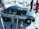 Фото авто Opel Kadett E, ракурс: 270