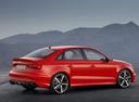 Фото авто Audi RS 3 8VA [рестайлинг], ракурс: 225 цвет: красный