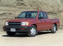 Фото авто Toyota Tacoma 1 поколение [рестайлинг], ракурс: 45