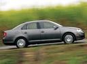 Фото авто Volkswagen Jetta 5 поколение, ракурс: 270 цвет: серый