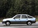 Фото авто Opel Ascona C, ракурс: 90
