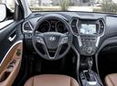 Фото авто Hyundai Santa Fe DM [рестайлинг], ракурс: торпедо