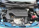 Фото авто Suzuki Swift 5 поколение, ракурс: двигатель цвет: голубой