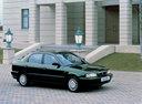 Фото авто Suzuki Baleno 1 поколение, ракурс: 315 цвет: зеленый