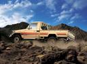 Фото авто Toyota Land Cruiser J70 [2-й рестайлинг], ракурс: 90