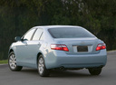 Фото авто Toyota Camry XV40, ракурс: 135 цвет: голубой
