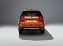Фото авто Nissan X-Trail T32 [рестайлинг], ракурс: 180 - рендер цвет: оранжевый