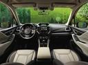 Фото авто Subaru Forester 5 поколение, ракурс: торпедо