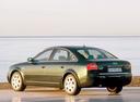 Фото авто Audi A6 4B/C5 [рестайлинг], ракурс: 135 цвет: зеленый