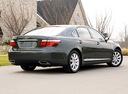 Фото авто Lexus LS 4 поколение, ракурс: 225