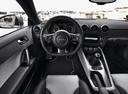 Фото авто Audi TT 8J [рестайлинг], ракурс: рулевое колесо