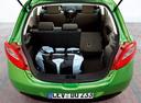 Фото авто Mazda 2 DE, ракурс: багажник