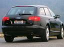 Фото авто Audi A6 4F/C6, ракурс: 225 цвет: черный