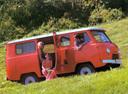 Фото авто УАЗ 452 2 поколение, ракурс: 270 цвет: красный
