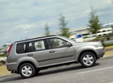Фото авто Nissan X-Trail T30 [рестайлинг], ракурс: 270 цвет: серебряный