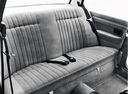Фото авто BMW 3 серия E21, ракурс: задние сиденья