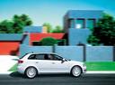 Фото авто Audi A3 8P/8PA [2-й рестайлинг], ракурс: 270 цвет: белый