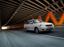Фото авто ВАЗ (Lada) Priora 1 поколение [рестайлинг], ракурс: 315 цвет: белый
