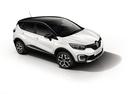 Фото авто Renault Kaptur 1 поколение, ракурс: 315 - рендер цвет: белый