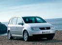 Фото авто Volkswagen Touran 1 поколение, ракурс: 315