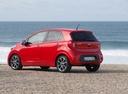 Фото авто Kia Picanto 3 поколение, ракурс: 135 цвет: красный