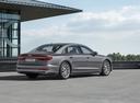 Фото авто Audi A8 D5, ракурс: 225 цвет: серый