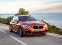 Фото авто BMW 1 серия F20/F21 [рестайлинг], ракурс: 315 цвет: оранжевый
