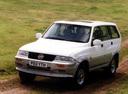 Фото авто SsangYong Musso 1 поколение, ракурс: 45