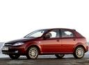 Фото авто Chevrolet Lacetti 1 поколение, ракурс: 90 цвет: красный