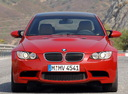 Фото авто BMW M3 E90/E92/E93,  цвет: красный