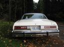 Фото авто Chevrolet Chevelle 3 поколение [4-й рестайлинг], ракурс: 180