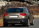 Фото авто Audi A6 4F/C6, ракурс: 180 цвет: сафари