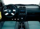Фото авто Volkswagen Polo 4 поколение, ракурс: торпедо