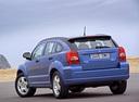Фото авто Dodge Caliber 1 поколение, ракурс: 135 цвет: синий