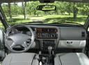 Фото авто Mitsubishi Montero Sport 1 поколение [рестайлинг], ракурс: торпедо