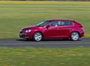 Фото авто Chevrolet Cruze J300 [рестайлинг], ракурс: 90 цвет: красный