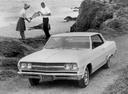 Фото авто Chevrolet Chevelle 1 поколение [рестайлинг], ракурс: 45