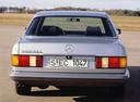 Фото авто Mercedes-Benz S-Класс W126 / C126 [рестайлинг], ракурс: 180