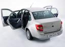 Фото авто ВАЗ (Lada) Granta 1 поколение, ракурс: 135 - рендер цвет: белый